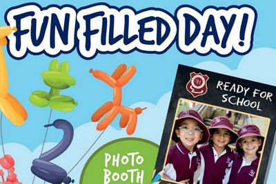 Pymble open day stamp