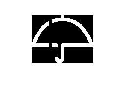 Umbrella Icon Button
