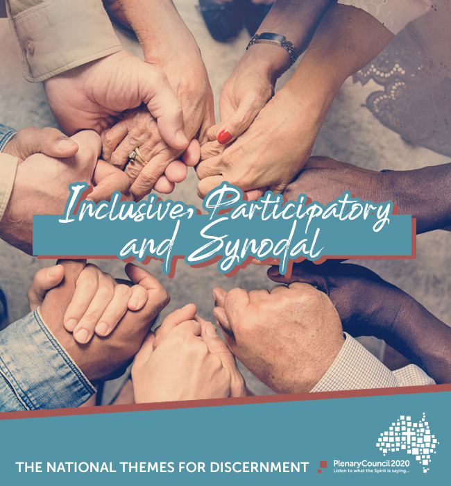 Inclusive, Participatory and Synodal