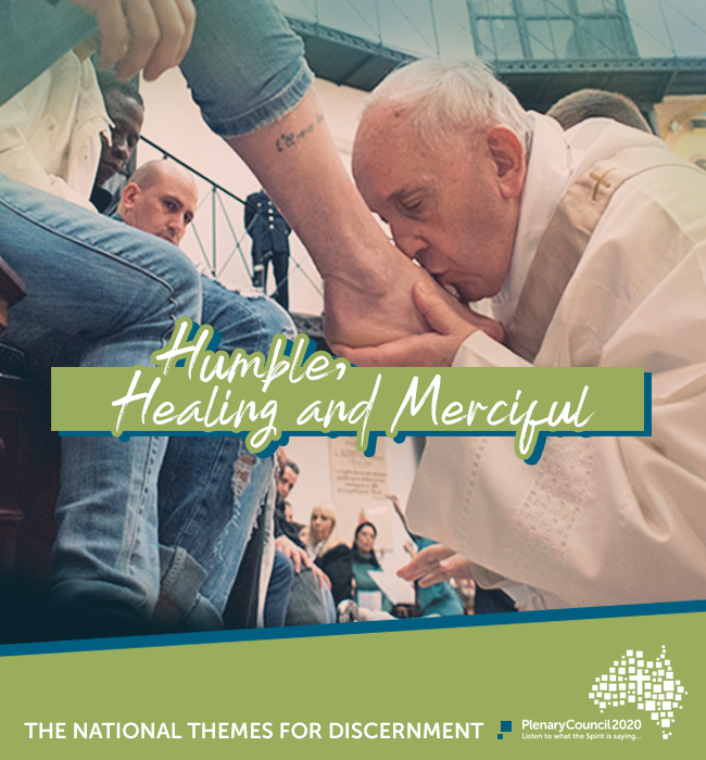 Humble Healing and Merciful