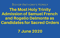 bishops-homily-7june2020