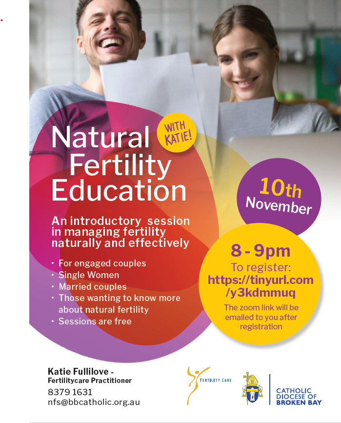 Natural Fertility Education with Katie