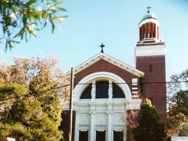 Chatswood Catholic Parish History Image
