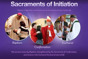 Sacraments of Initiation Kincumber Image