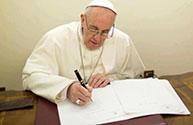 Pope-Francis-writingweb